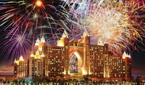 Новый год в Эмиратах!